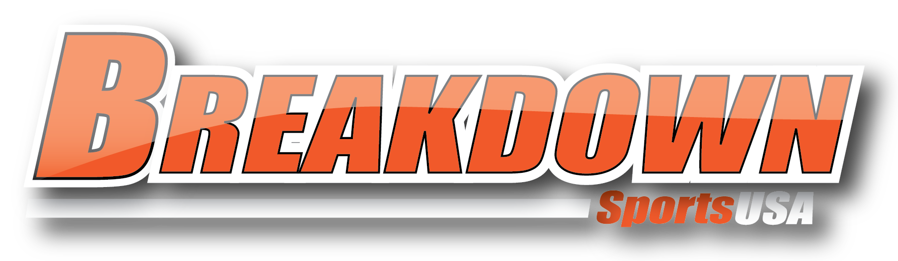 Logo breakdown usa orange on black 01