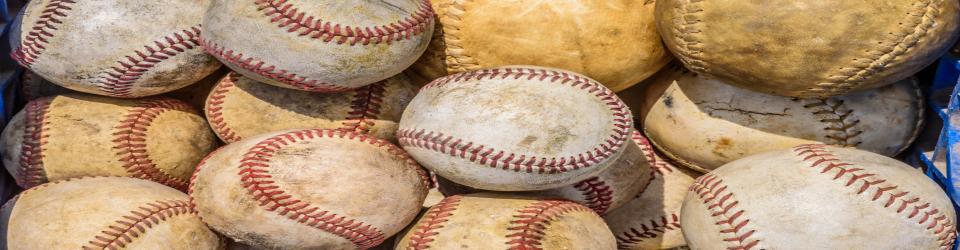 New size baseballsoftball