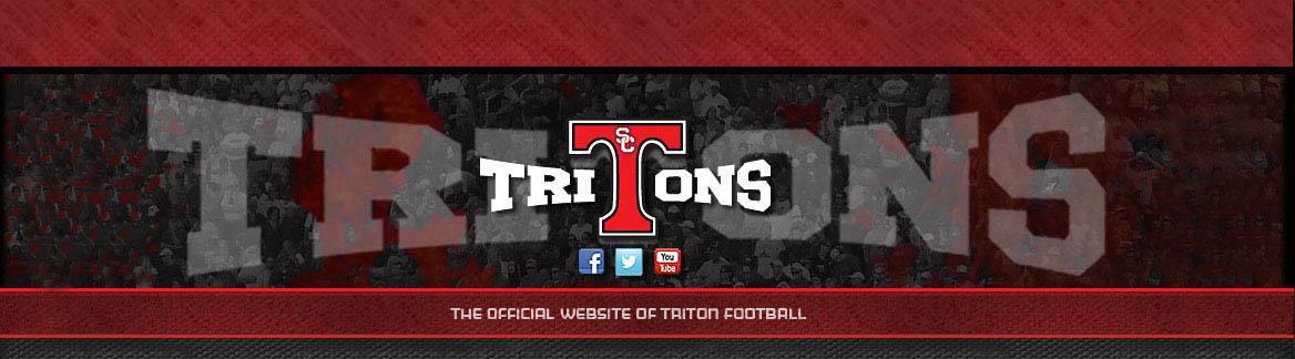 Tritonfootball banner