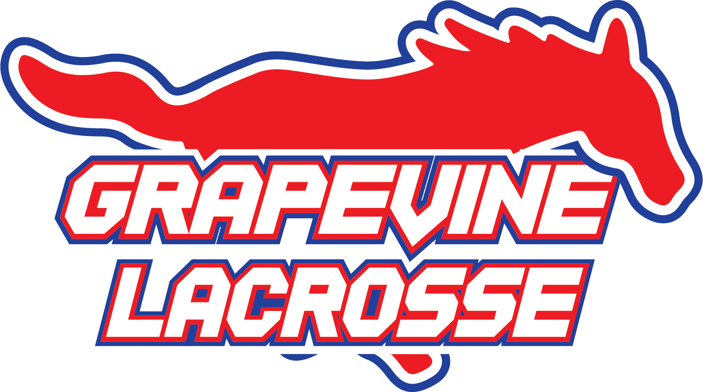 Grapevine lax logo rwb grapevine mustang webpage