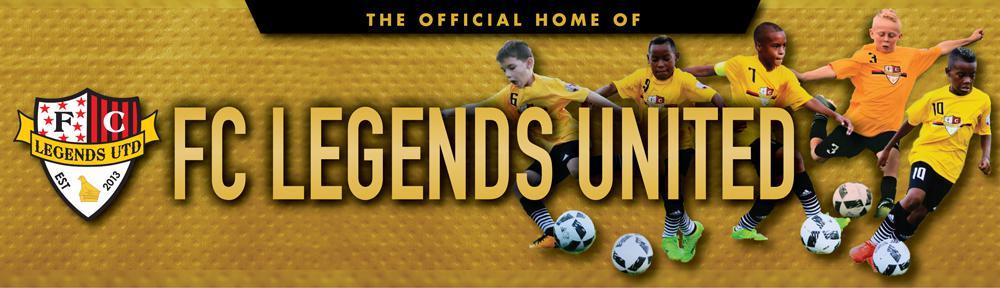 Legends gold web banner