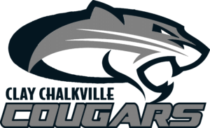 Clay chalkville cougars logo