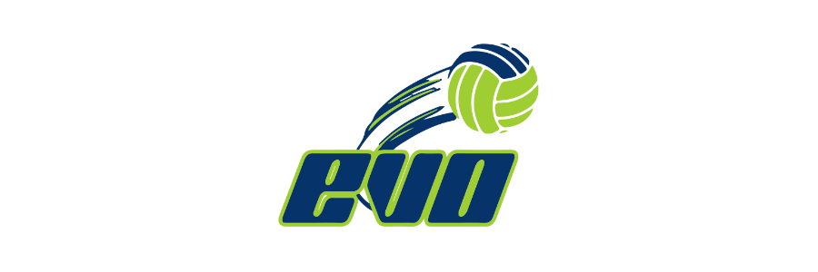 Evo volleyball logo1