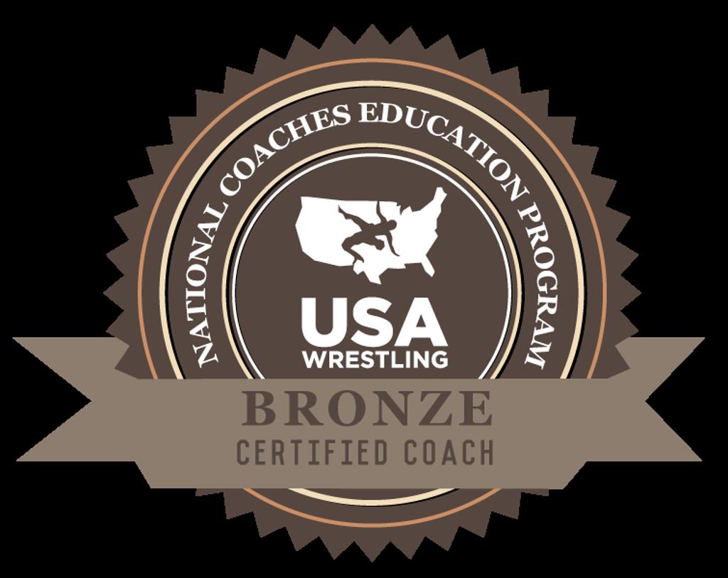 Usa Wrestling Bronze Certification Coaches Class Mukwonago