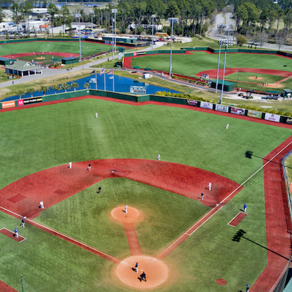 Cal Ripken Fields Myrtle Beach Sc