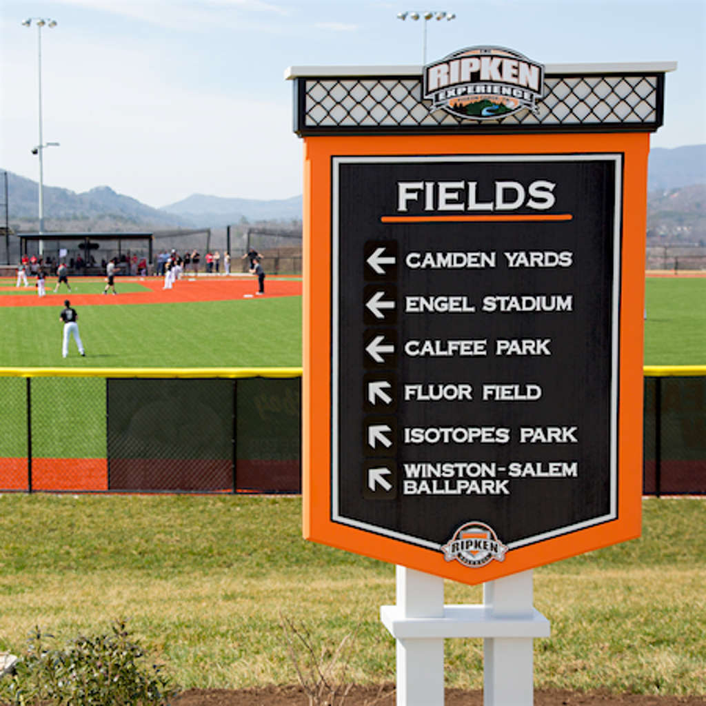 Schedules & Results - The Ripken Experience Pigeon Forge