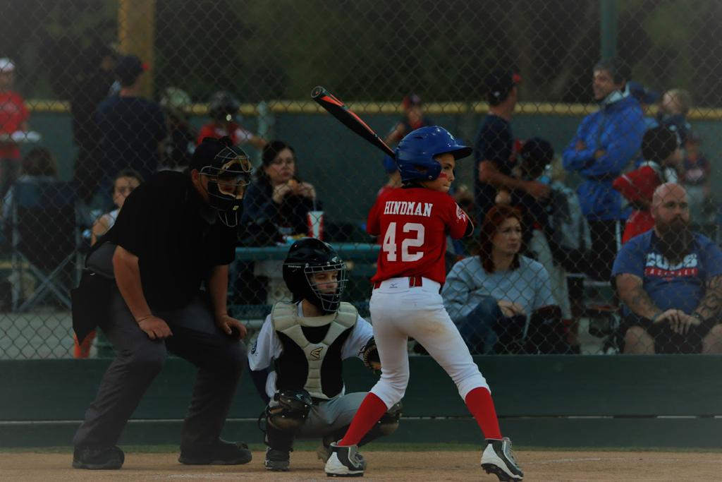 Los Altos Youth Baseball and Softball