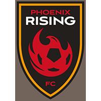 1.Phoenix Rising FC