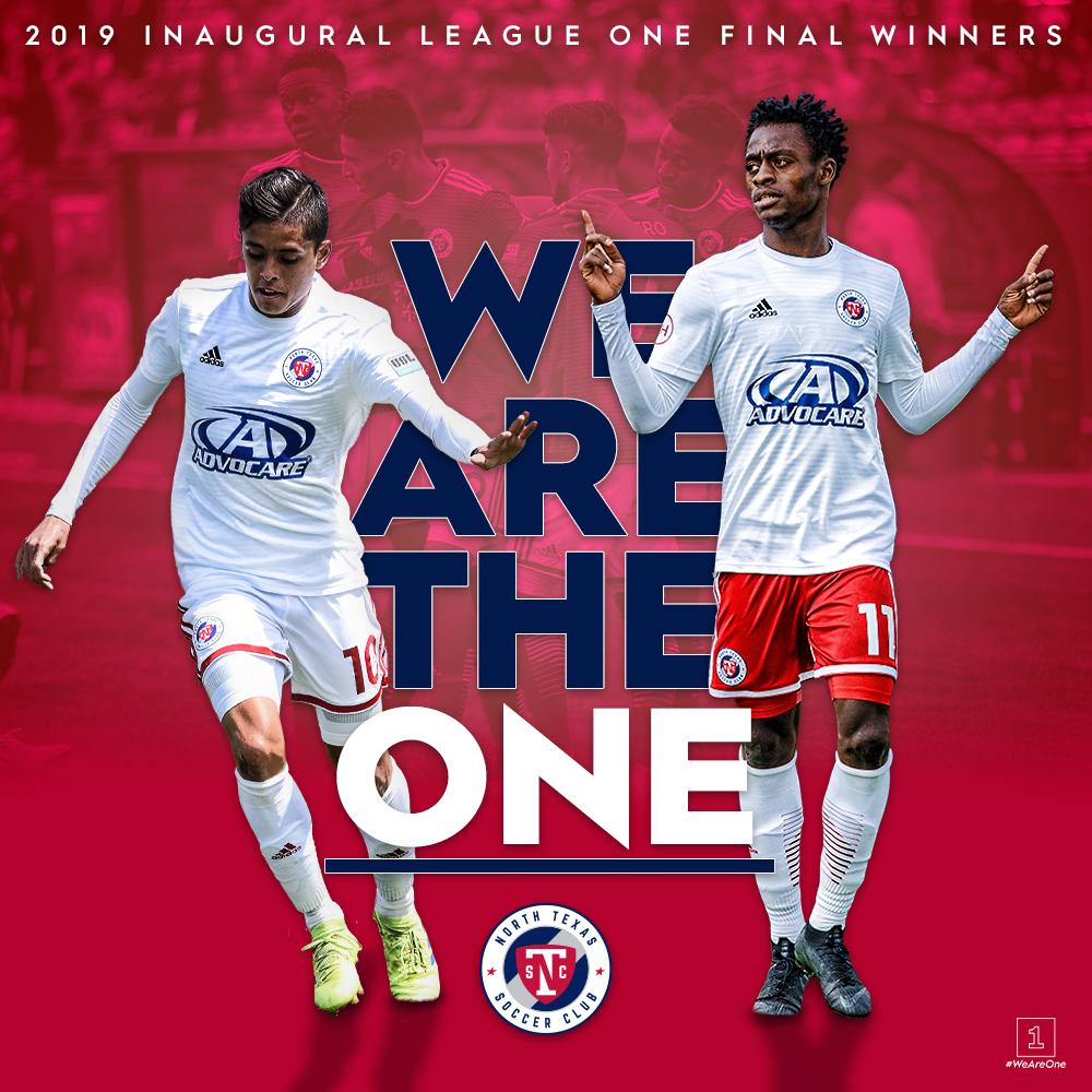 USL League One Champions