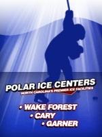 Polar ice centers