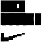 Nike soccer logo stack hi black