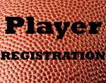 Player registration football