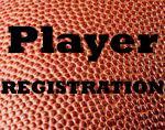 Player registration football