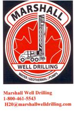 Marshall well drilling
