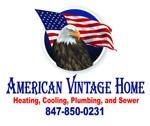 American vintage home