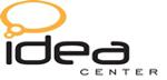 Idea_center_logo_-_black_and_orange