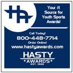 Hasty award sq