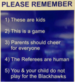 Please remember sign
