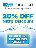 Kinetico banner 20percent off 1