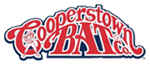 Cooperstown bat web logo
