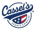 Cassels sports complex color logo smaller