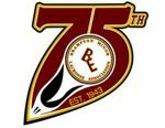 Be 75th logo large