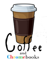 Coffee and cup chrome