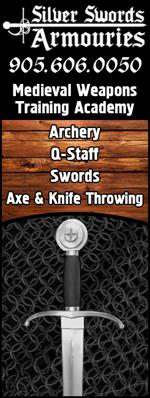 Silver swords armouries axe throwing mississauga archery mississauga pistol training gun club