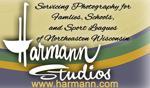 Hamrann studios ad for daktronics for de pere hs 2017