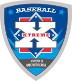 Xtreme baseball patch logo flat 2 24 15