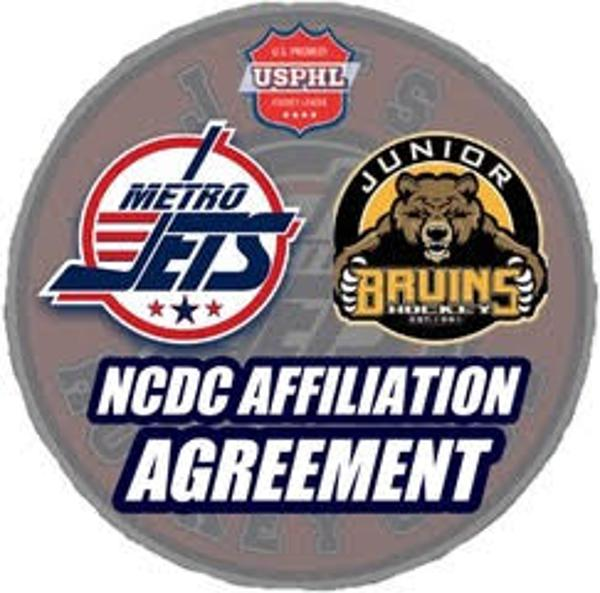 Jets Announce NCDC Affiliation Agreement With Boston