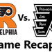 EHL Jr. Flyers overcome two goal deficit to beat Little Flyers 4 – 3