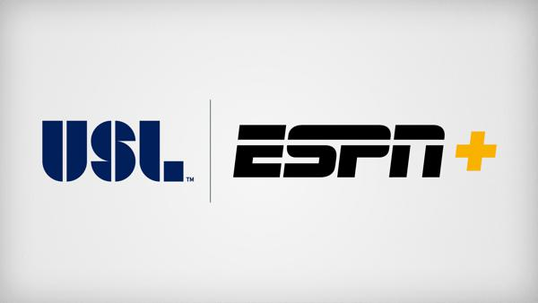 USL, ESPN Expand Broadcast Agreement Through 2019