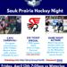 Sauk Prairie Hockey Night With the Capitals