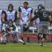 WR Dakota Moultrie catches a pass in the second quarter against the Portland Raiders 4/28/18