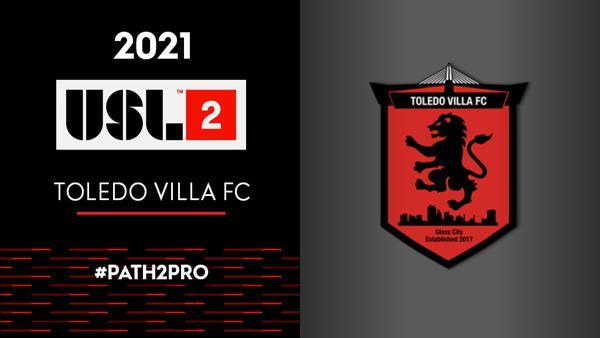 Toledo Villa FC Joins USL League Two