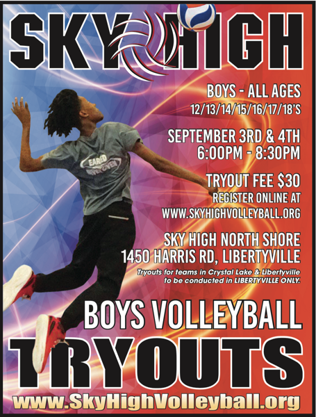 Sky High Volleyball