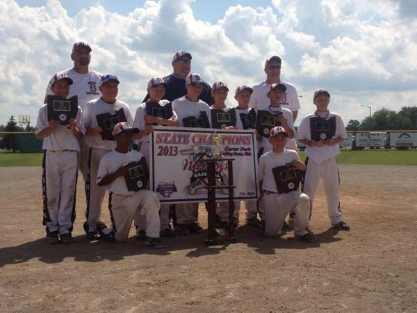 11U RED 3PEATS AS NATION OPEN STATE CHAMPIONS