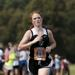 Fenwick's Olivia Ryan places fourth in the 45th Annual Roy Gummerson Cross Country Invitational at Schiller Woods in Chicago. | Michael Jarecki/For Sun-Times Media