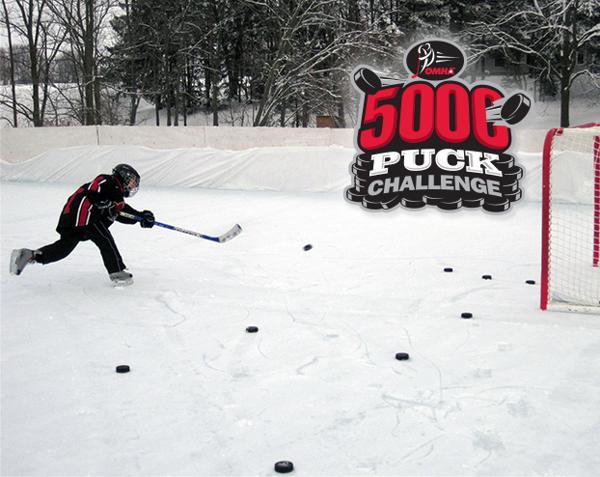 Week 1 - 5000 Puck Challenge