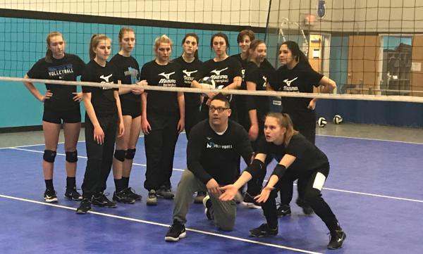 M1 Volleyball