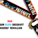 2014 FBBHalf Finishers' Medallion