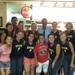 Members of the Glenview Titans 16U girls softball team pose with President Barak Obama
