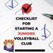Start up your own volleyball club with these simple steps.