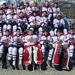 The Edmonton Junior Oil Kings Spring hockey team in Canmore, Alberta