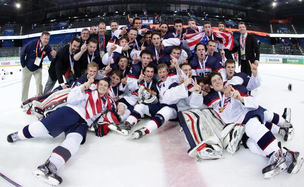 U.S. Men's National Under-18 Team Wins Gold Medal