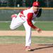 Stephen Bliss worked two scoreless innings for his first career save.