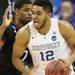 Karl-Anthony Towns' low-post scoring ability and solid defensive skills make him the top power forward prospect.