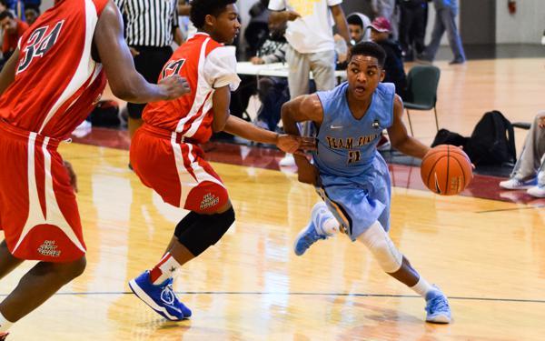 Nike South Beach Basketball Eybl