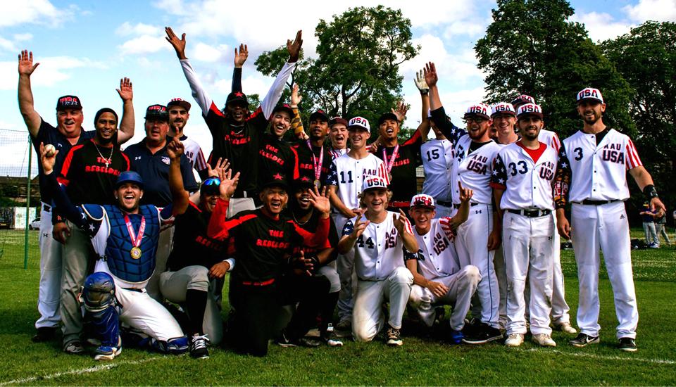 AAU Baseball